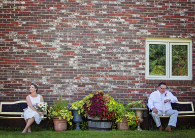 Henry Wojcicki and Trudy Boutilier